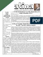 Datina - 27.08.2019 - prima pagină
