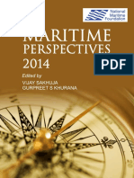 Maritime Perspectives 2014