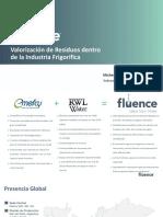 Fluence - Valorizacion de Residuos Dentro de La Industria Frigorifica