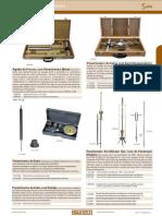 Catálogo Silk penetrometer