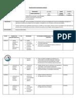 Planificación Unidad Tecnología Unidad 2