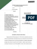 Johnson & Johnson Oklahoma verdict
