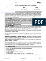 Procedimiento - Capturas Y Libertades - V01