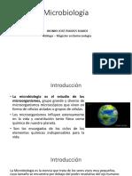 Microbiología Clase 1.