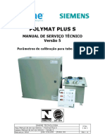 Manual Polymat Plus V5