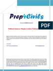 IGNOU Political Science Material - Modern Indian Political Thought Www Prep4civils Com