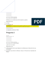Evaluaciones Introducción financiera