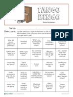 Tango Bingo