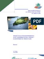 Evaluation Environnementale 2009