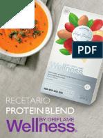 Recetario_ProteinBlend
