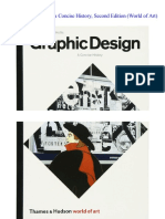 Graphic design, a concise history, second edition, world of art by Richard Hollis