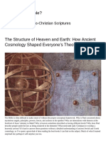 The Structure of Heaven and Earth_ How Ancient Cosmology Shaped Everyone's Theology _ is That in the Bible__compressed