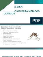 Virus Del Zika - Información Para Médicos Clínicos (1)