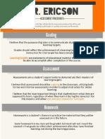 Assessment Procedures 1