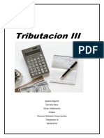 Trabajo Grupal Tributacion