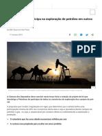 Como o Estado Participa Na Exploração de Petróleo Em Outros Países_ - BBC News Brasil(1)