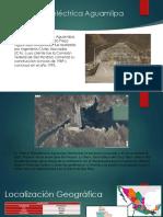 Planta Hidroeléctrica Aguamilpa