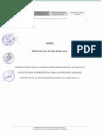 PROCESO CAS N°003-2019- UNIVERSIDAD NACIONAL DE HUANCAVELICA