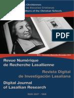 Revista de investigación lasallista
