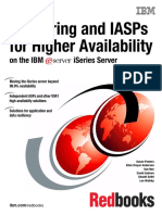 Clustering IASP with PowerHA