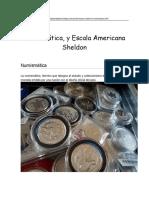 Lista de clasificación de monedas.