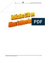 Vehículos CTD en Minas Subterráneas
