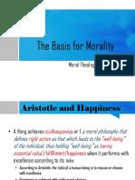 Basis for Morality