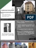 EDIFICIO USO MIXTO Presentacion Edificio Wilson
