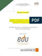 Informe Geología Sector Norte