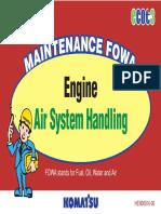 air sistema handling