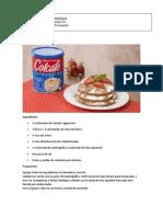 formulaciones varias de cocina