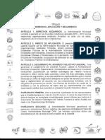 Acuerdo Colectivo Laboral 2018 - 2020