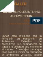 JUEGOS DE ROLES (MARGARITA VILLARREAL).pptx