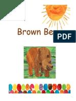 brown bear summer class