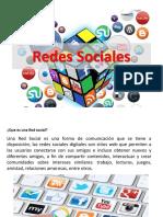 2. Redes Sociales
