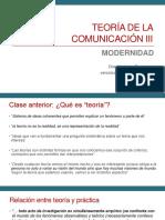Modernidad PPT CLASE 2