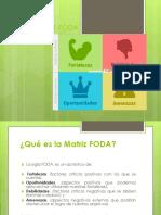MATRIZ FODA 1° Clase 2019