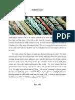 Term Paper of EXIM 1