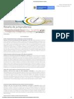 Superintendencia Financiera de Colombia Reseña Jurisprudencial Crédito, Desplazamiento Forzado, Renegociación, Principio de Solidaridad