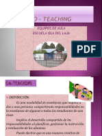 Co - Teaching