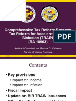 Comprehensive Tax Reform Program (1)