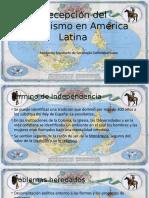 Recepción del Positivismo en América Latina.pptx