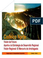 CODELCO NORTE VARIOS