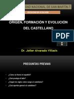 1Formación y Evolución Del Castellano