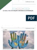 ESTUDO DIRIGIDO - Análise de Marketing e Comunicação Política