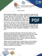 Guia Instalacion Visual 2017