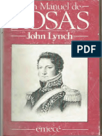 Juan Manuel de Rosas Lynch