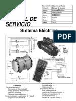 T600, T660, T800. Sistema Eléctrico