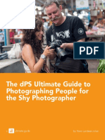 The Ultimate Guide to Photographing People for the Shy Photographer v4