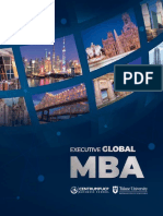 Brochure Global Mba 2019